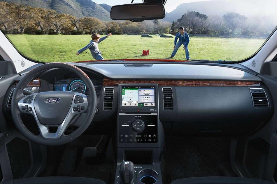 Ford presenta el Flex 2019