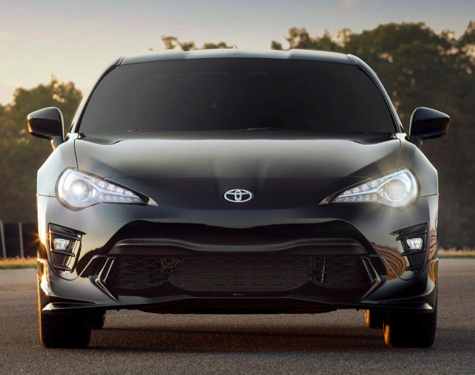 Toyota 86 2019 TRD edición especial