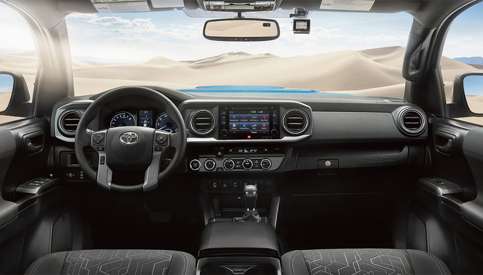 Nueva Toyota Tacoma 2019
