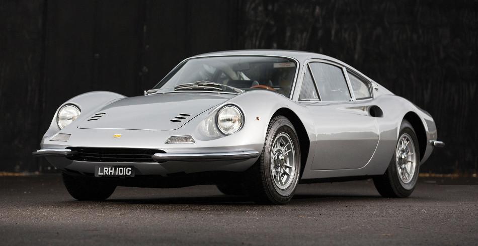 La historia de la marca Ferrari, Tercera parte