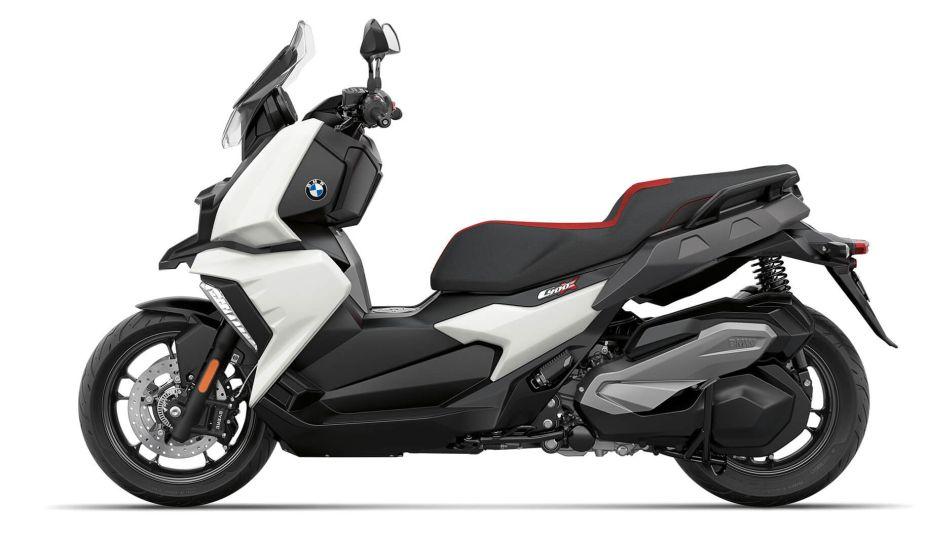 BMW se prepara con dos nuevos Scooter para la categoría de cilindrada media