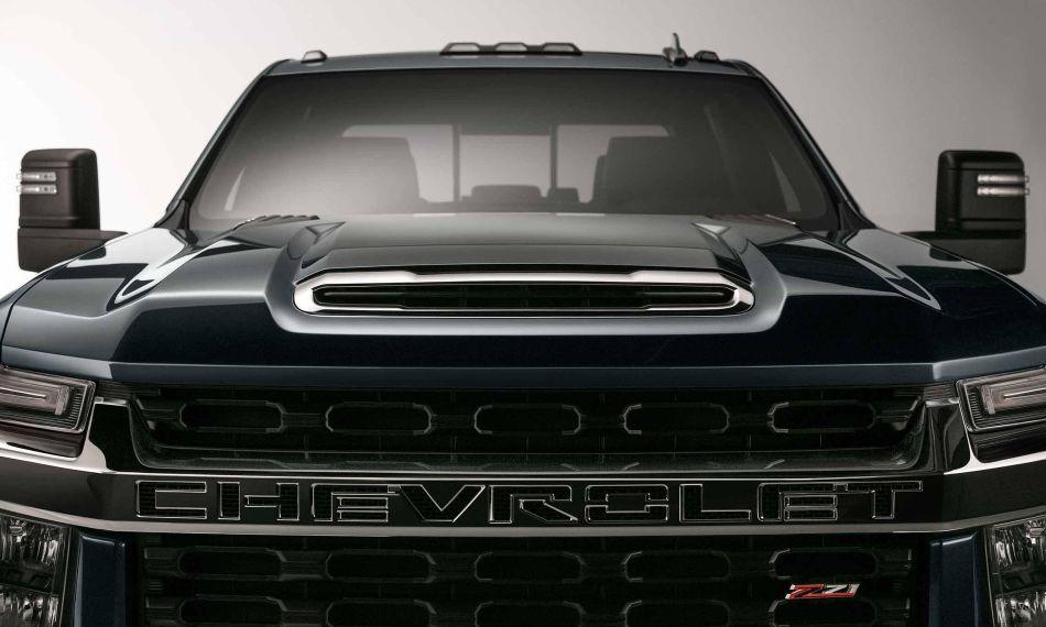 La nueva Chevrolet Silverado HD 2020