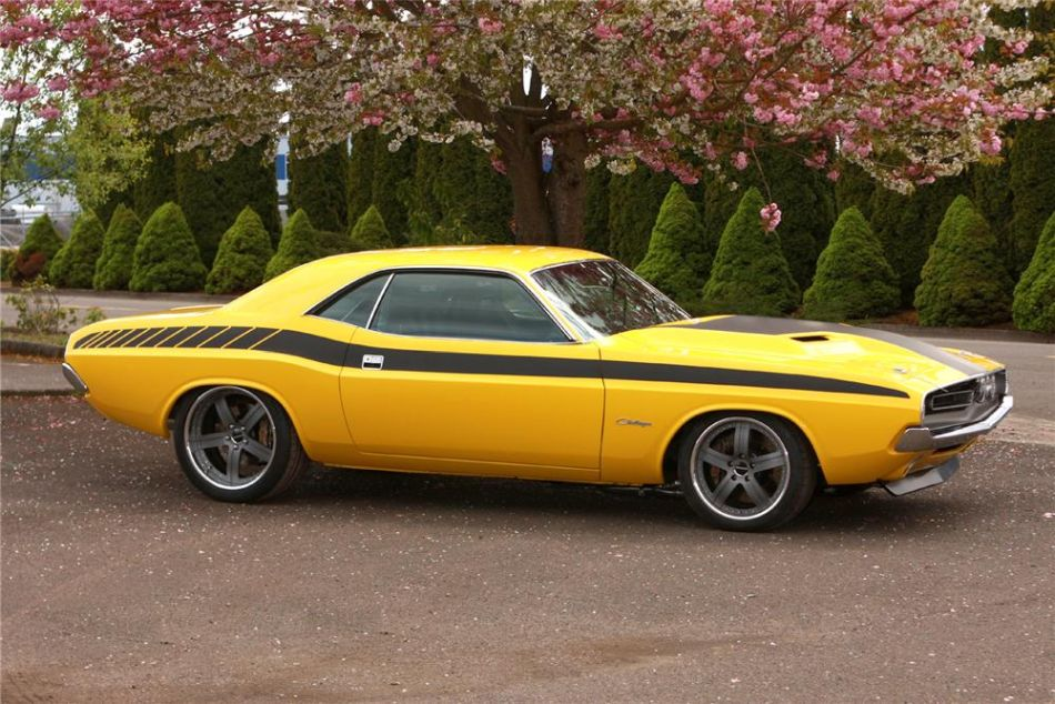 Dodge Challenger, la interrumpida historia de un musculo americano