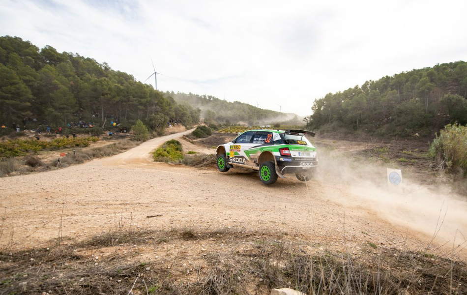 Kalle Rovanpera, sin prisa pero mirando al WRC