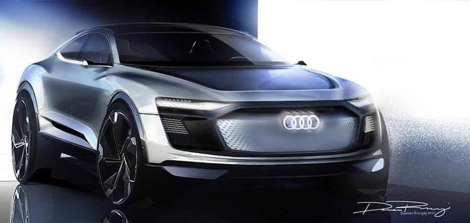 Audi presentará un SUV eléctrico en 2019