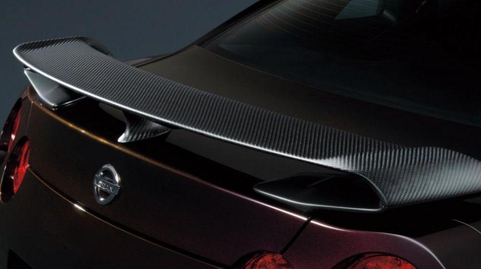 Nuevo Nissan GT-R firmado por Naomi Osaka