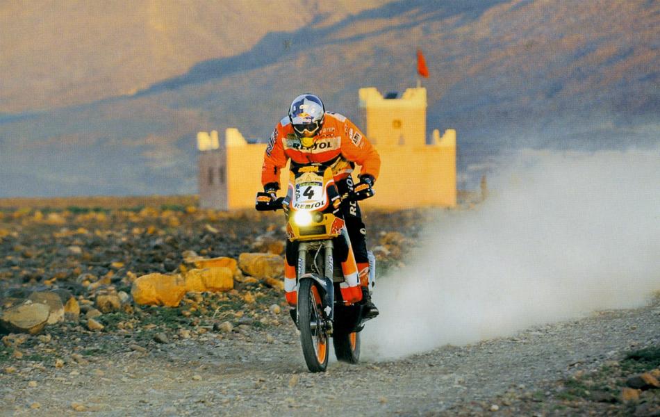 Las claves del éxito de KTM