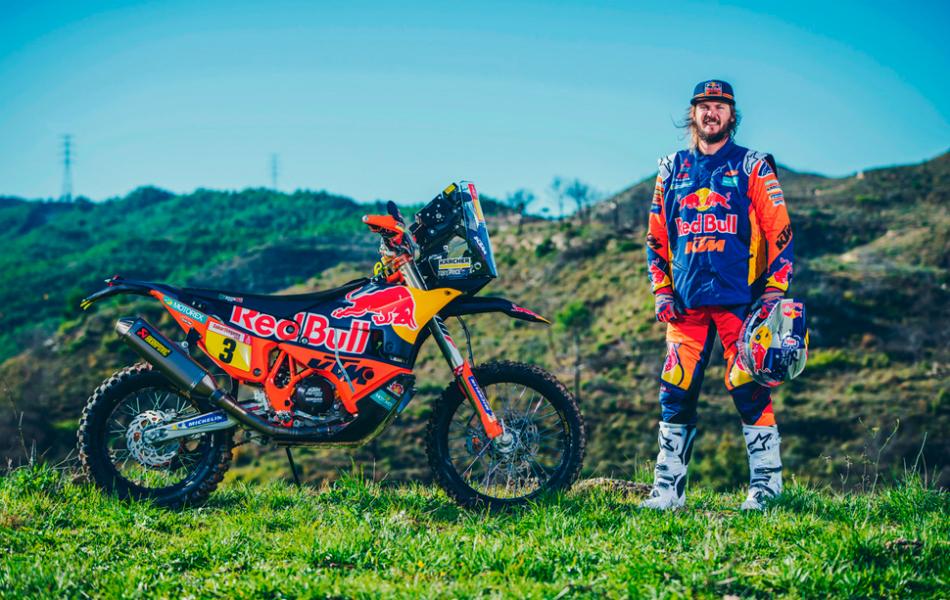 Favoritos Dakar 2019: Toby Price, la robustez australiana