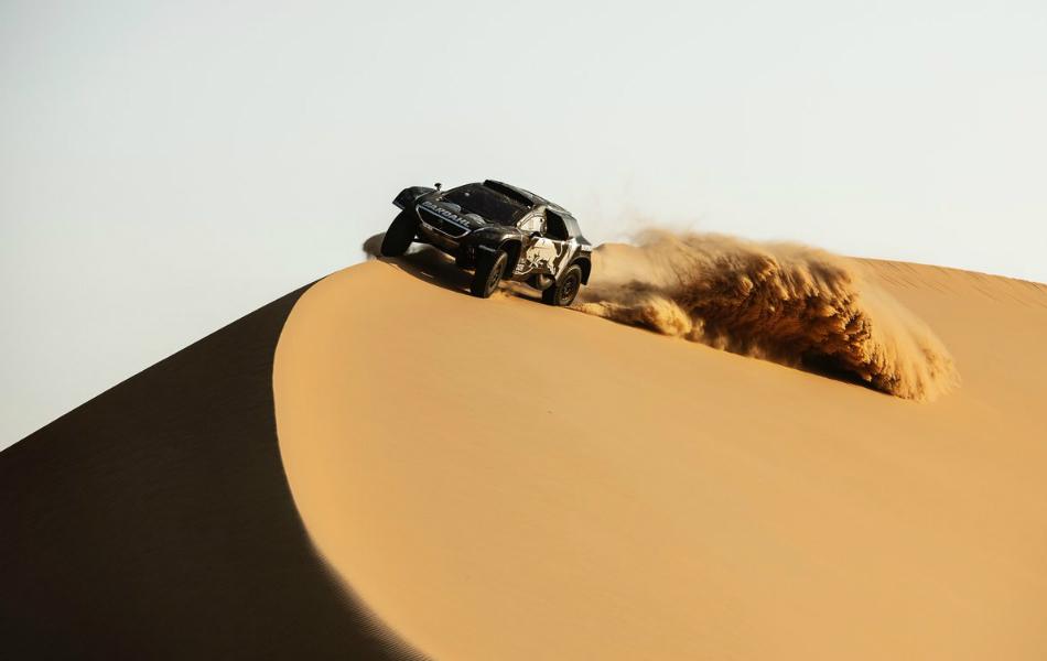 Favoritos Dakar 2019: Sébastien Loeb, el gran 'tapado'