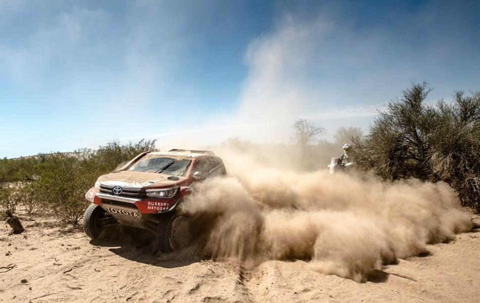 Favoritos Dakar 2019: Giniel De Villiers, la regularidad absoluta