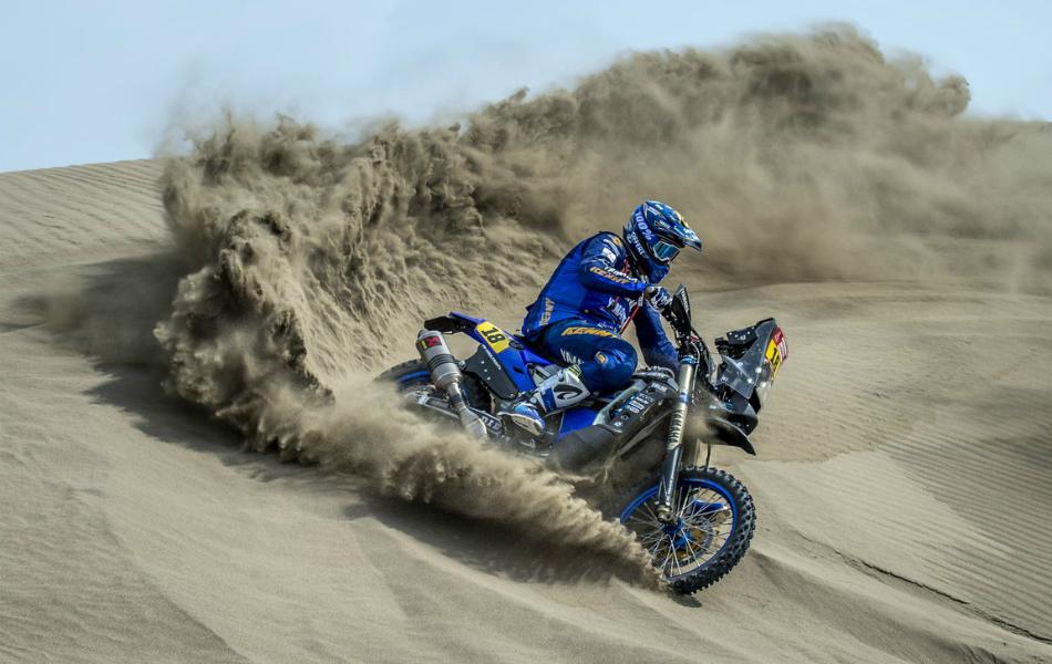 Favoritos Dakar 2019: Van Beveren y De Soultrait, la doble baza de Yamaha