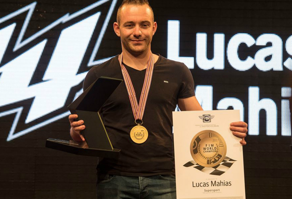 Lucas Mahias, cambio de estructura pero mismo objetivo