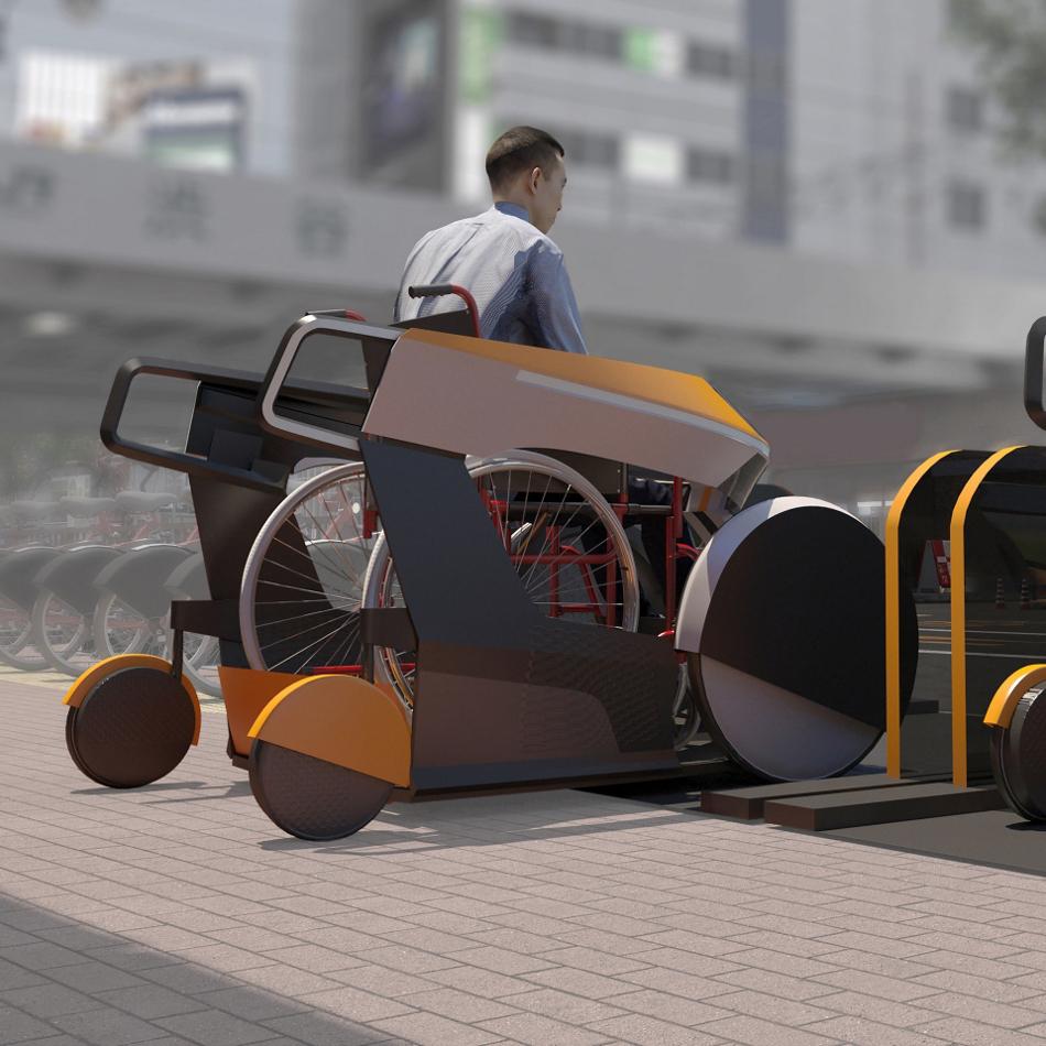 Toyota mejorará calidad de vida de personas con movilidad reducida