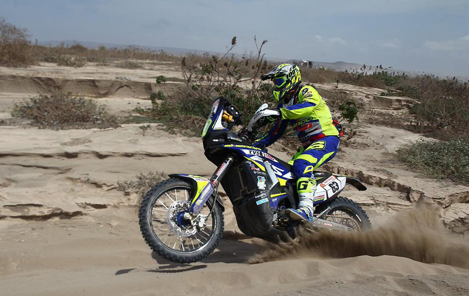 Así están las opciones españolas del Dakar 2019