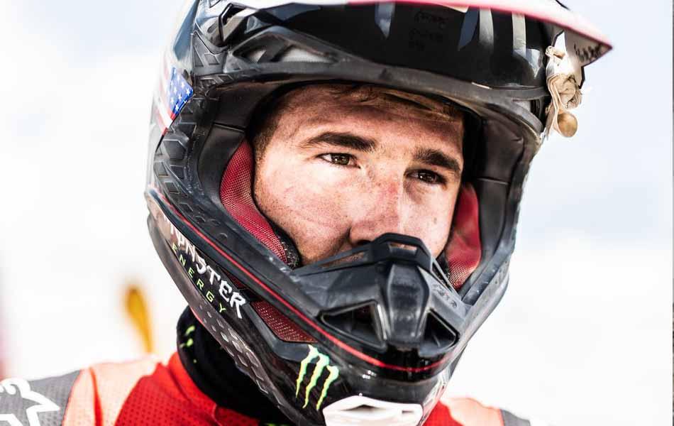 Día de drama para Ricky Brabec... y de esperanza para KTM