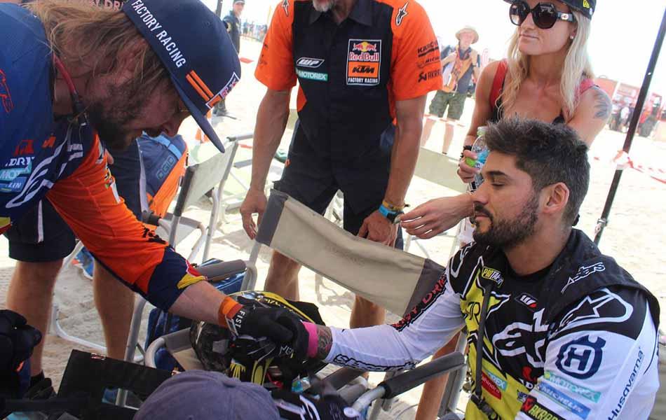 Toby Price prolonga la dinastía y KTM agranda su leyenda