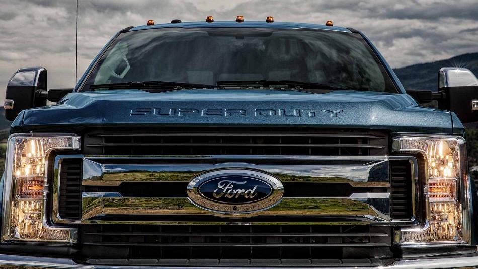 Ford Super Duty 2019, bella, fuerte y elegante