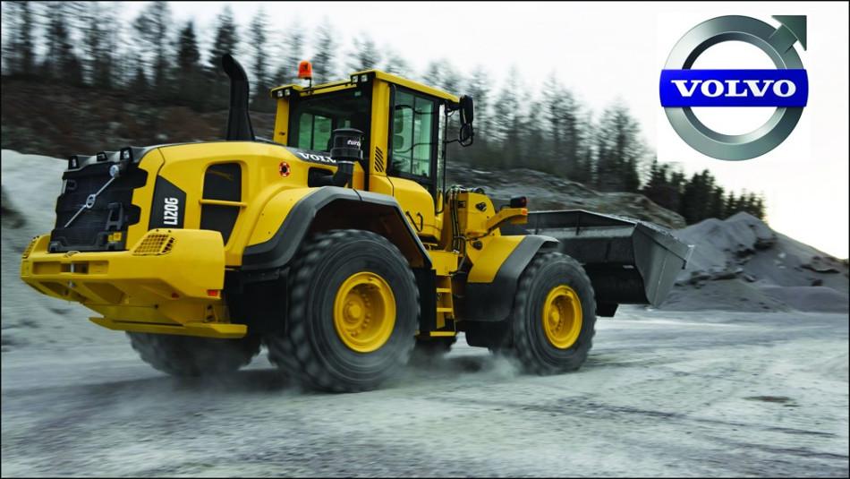Volvo CE anunció excavadoras y cargadoras eléctricas para el 2020