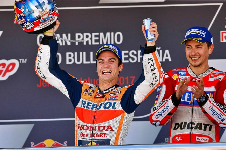 Dani Pedrosa y KTM ¿una relación a corto plazo o planes de futuro?