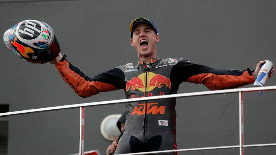 KTM y Pol Espargaró continúan su persecución de la victoria