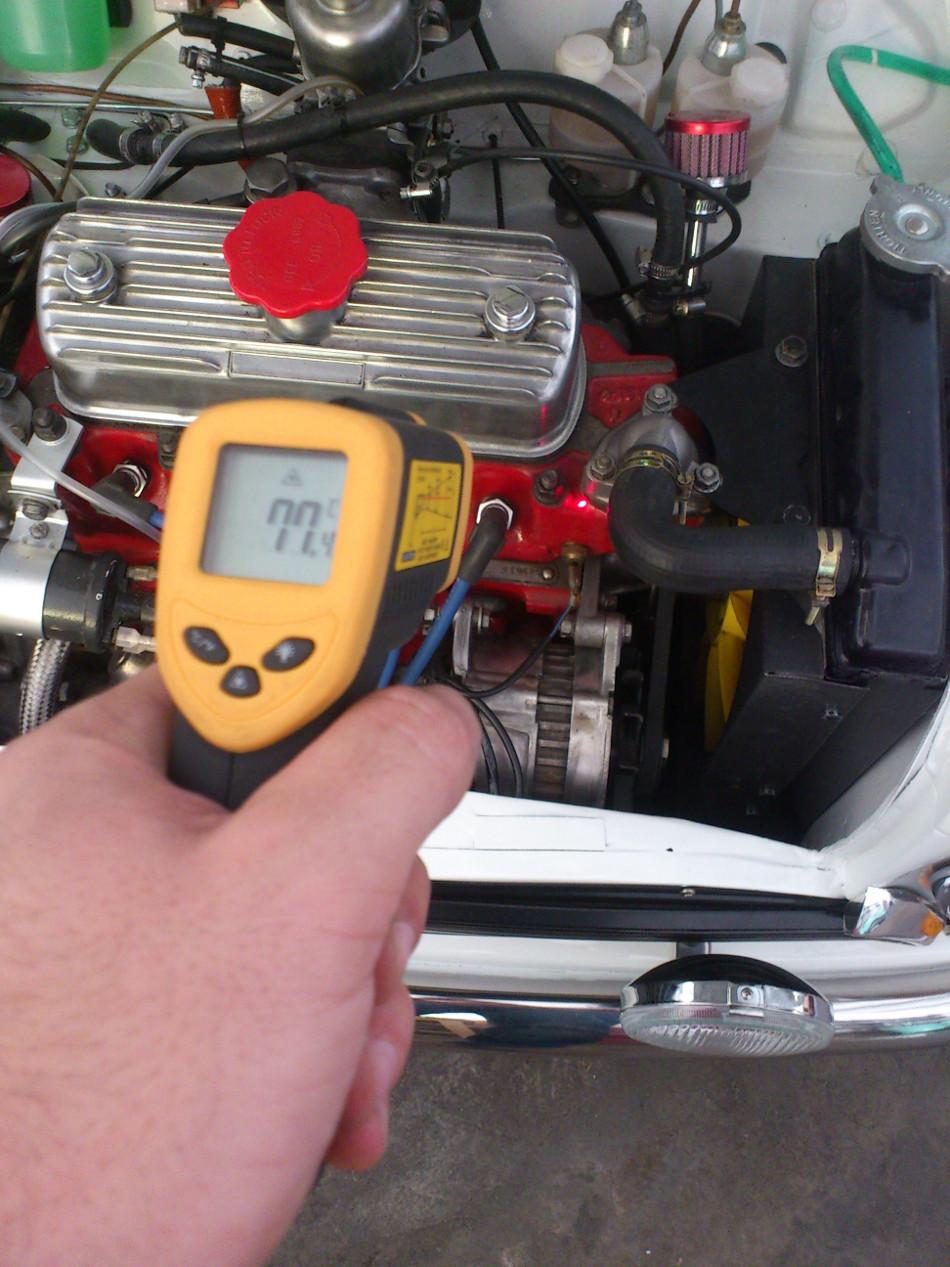 El Sensor de Temperatura