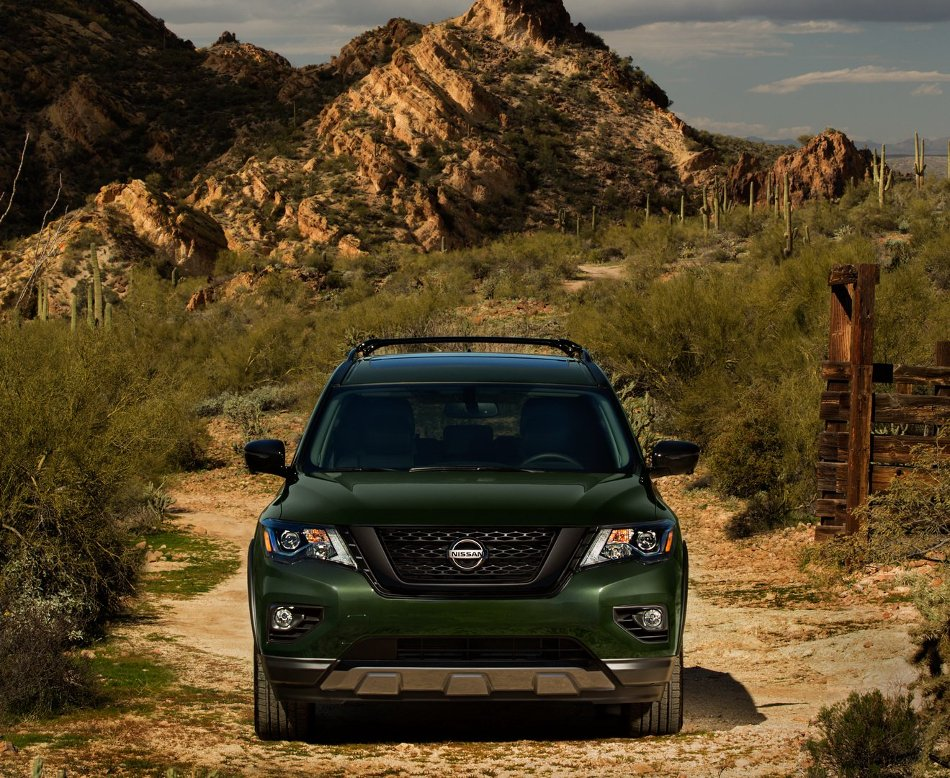 El Nissan Pathfinder Rock Creek 2019 para Chicago