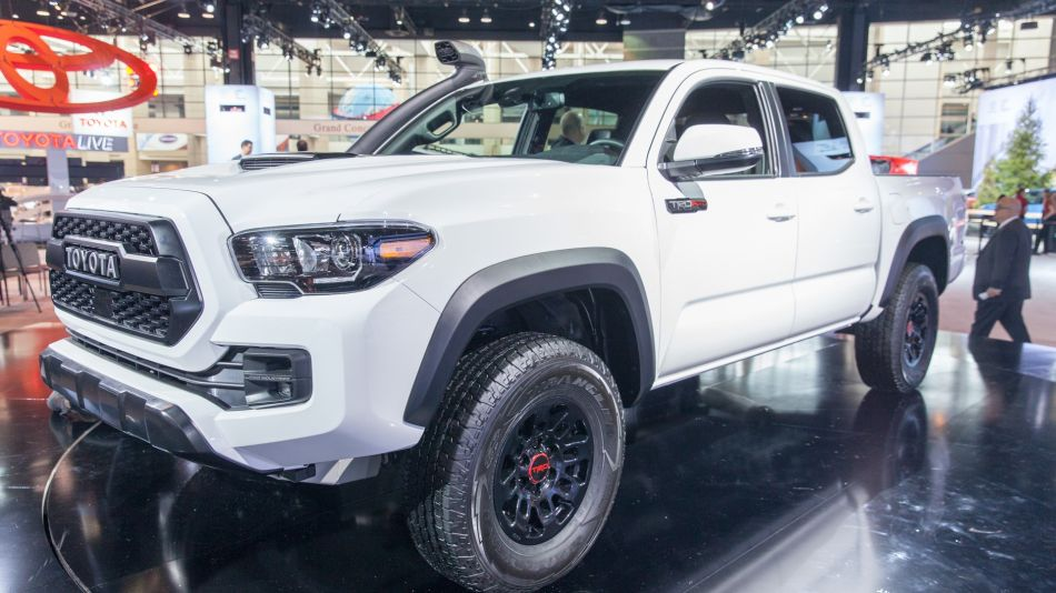 En Chicago se presenta un renovado Toyota Tacoma 2020