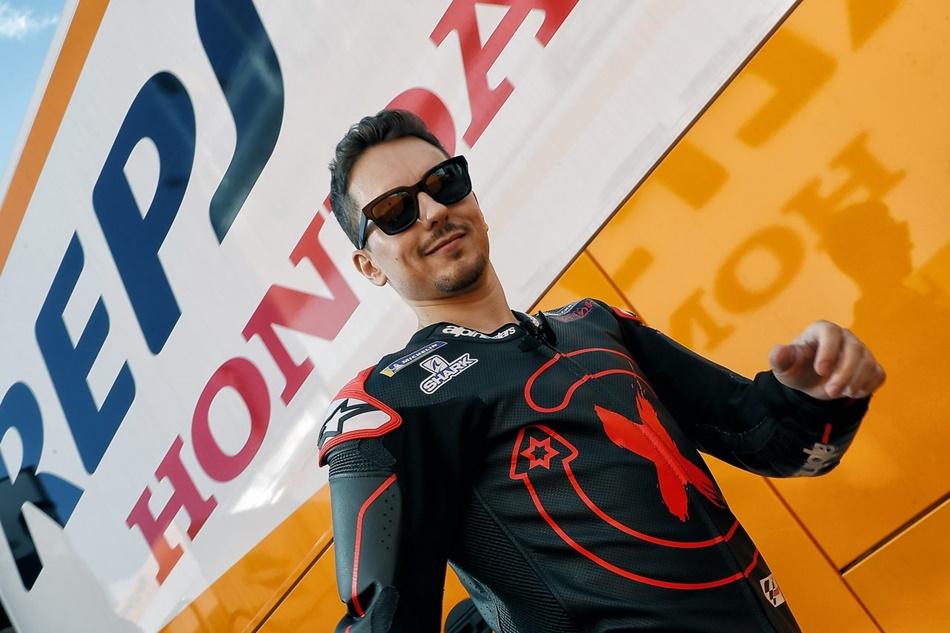 """Jorge Lorenzo se prepara para Qatar: """"No soy uno de los favoritos"""""""