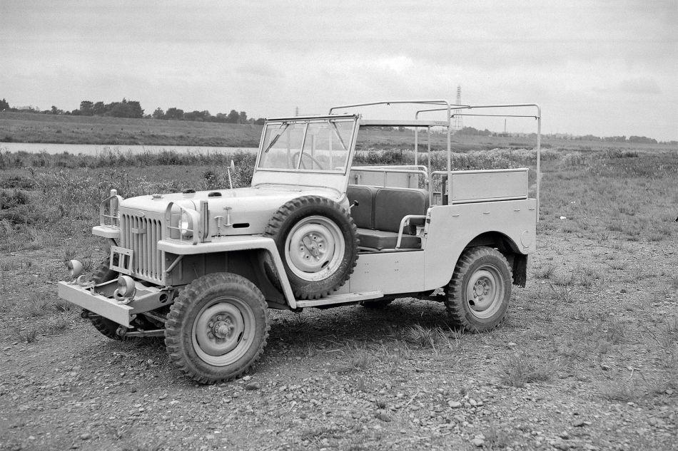 Land Cruiser, la historia de una leyenda, primera parte