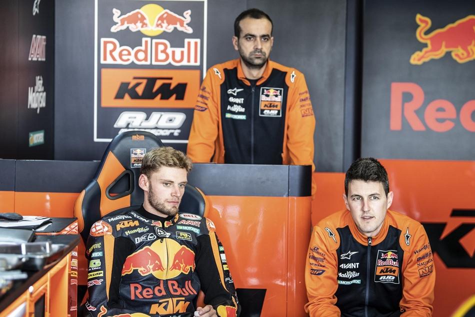Comienzan en Jerez los test IRTA de Moto2 y Moto3 - Motor
