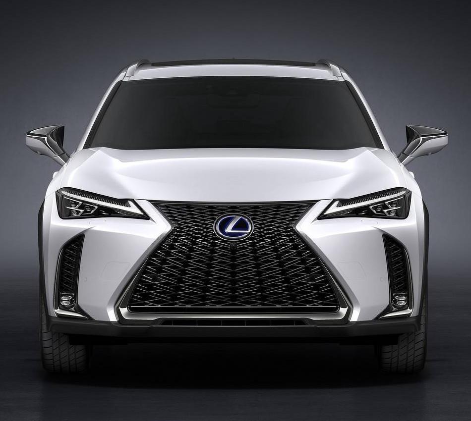 Conoce al recién nacido Lexus UX 2019