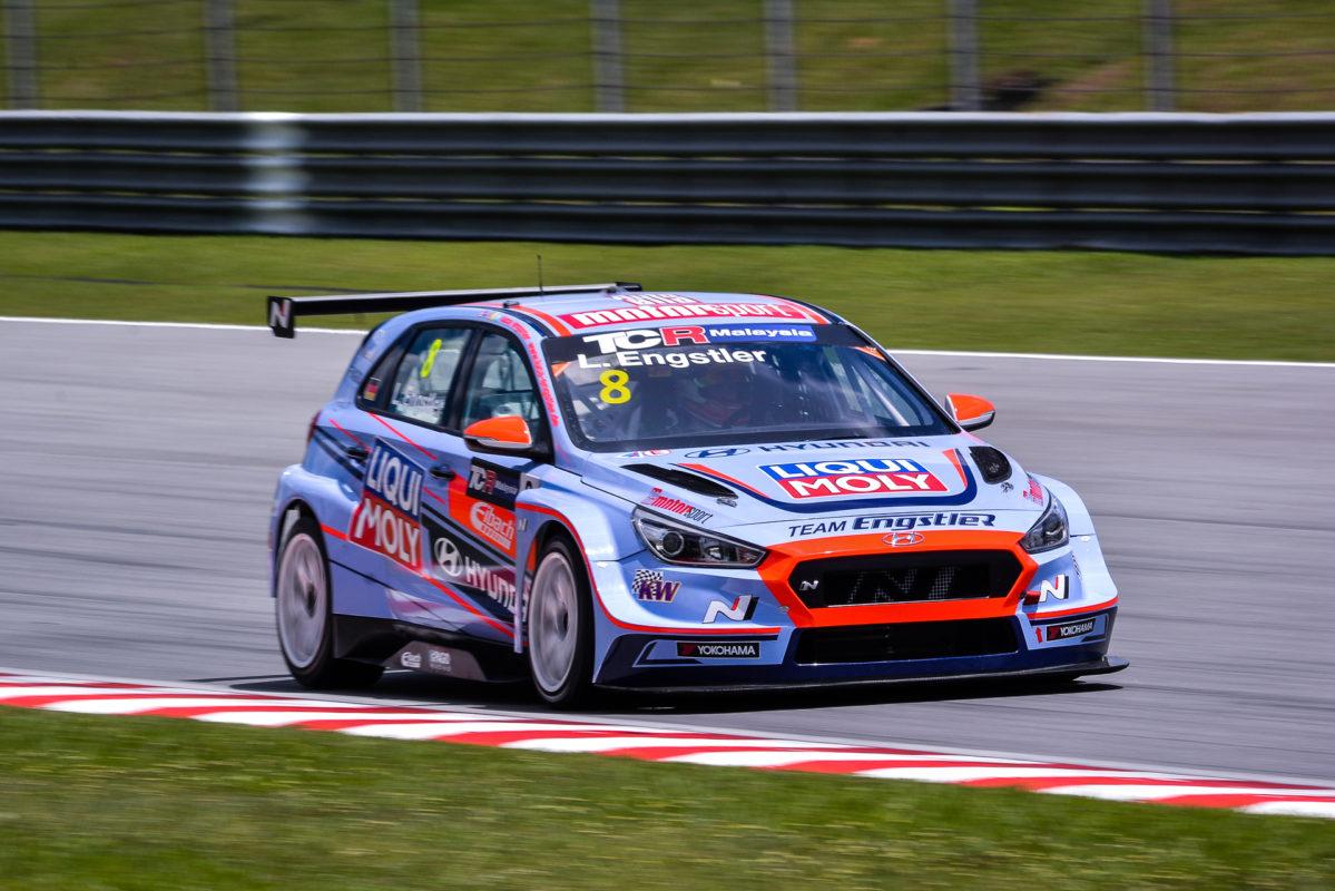Luca Engstler se corona primer campeón de las TCR Malasia