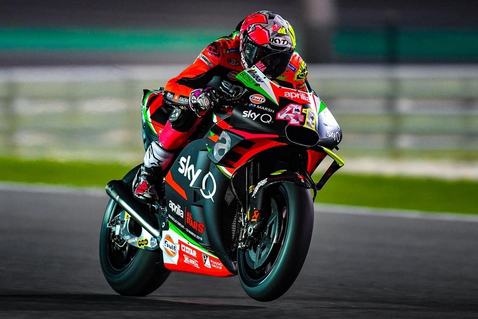 """Aleix Espargaró: """"La RS-GP es más dócil, pero todavía hay margen de mejora"""""""