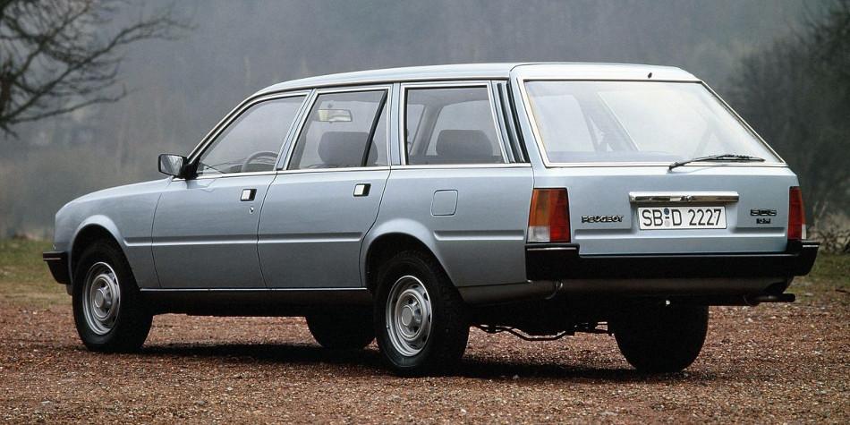 40 aniversarios del Peugeot 505, segunda parte