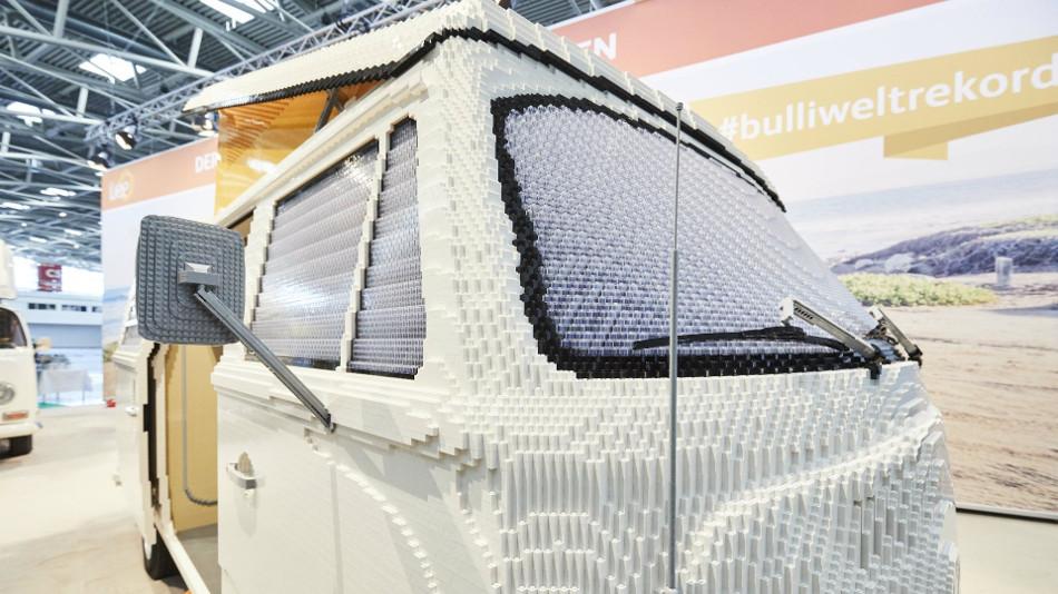 LEGO presenta la furgoneta Volkswagen T2