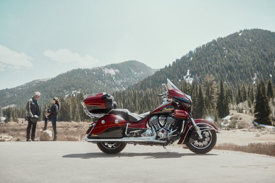 Indian Roadmaster Elite Limited Edition 2019