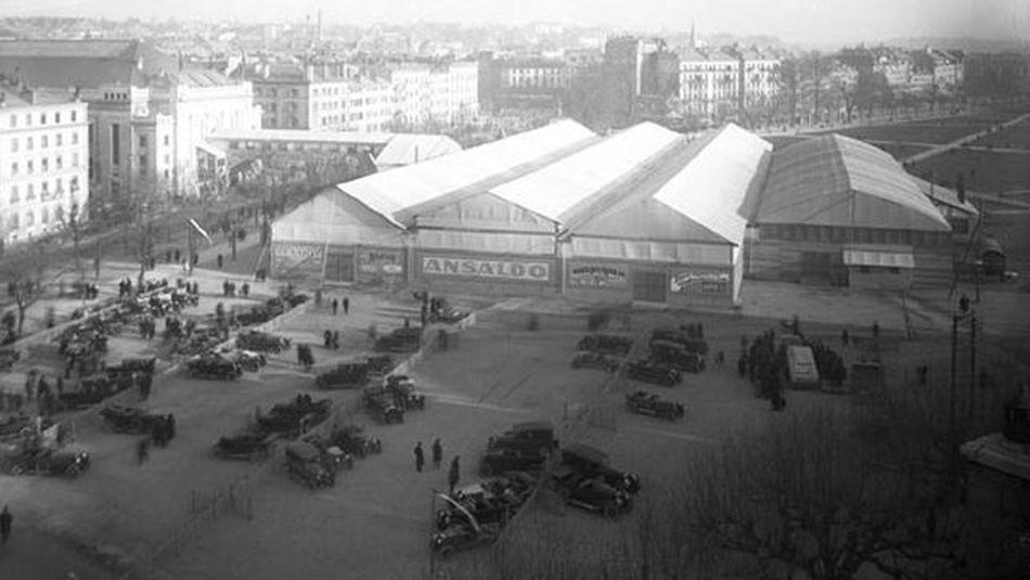Curiosidades históricas del Salón del Automóvil de Ginebra