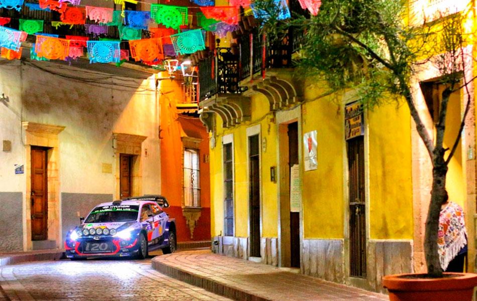 Así es el Rally de México 2019: tramos, horarios, tv en vivo, sedes, novedades...