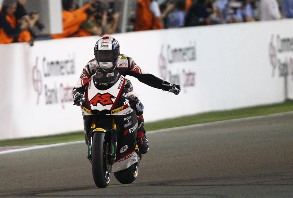 Mirada al pasado: Qatar 2010, la mejor noche de Shoya Tomizawa