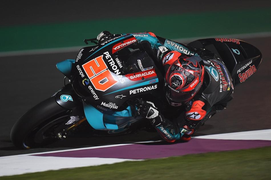 Andrea Dovizioso gana en Qatar calcando la carrera del año pasado