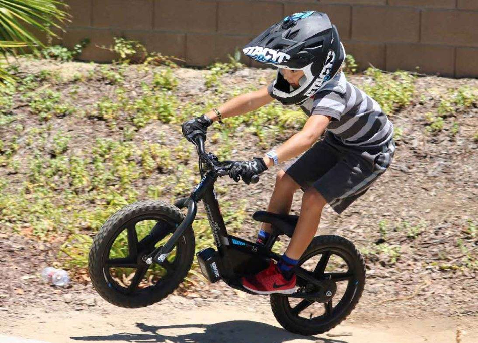 Nueva Harley-Davidson StaCyc eDrive