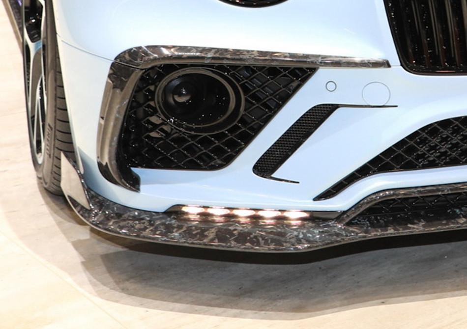 Bentley y el especial Continental GT de dos tonos