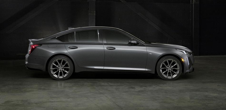 Nuevo Cadillac CT5 2020 listo para Nueva York