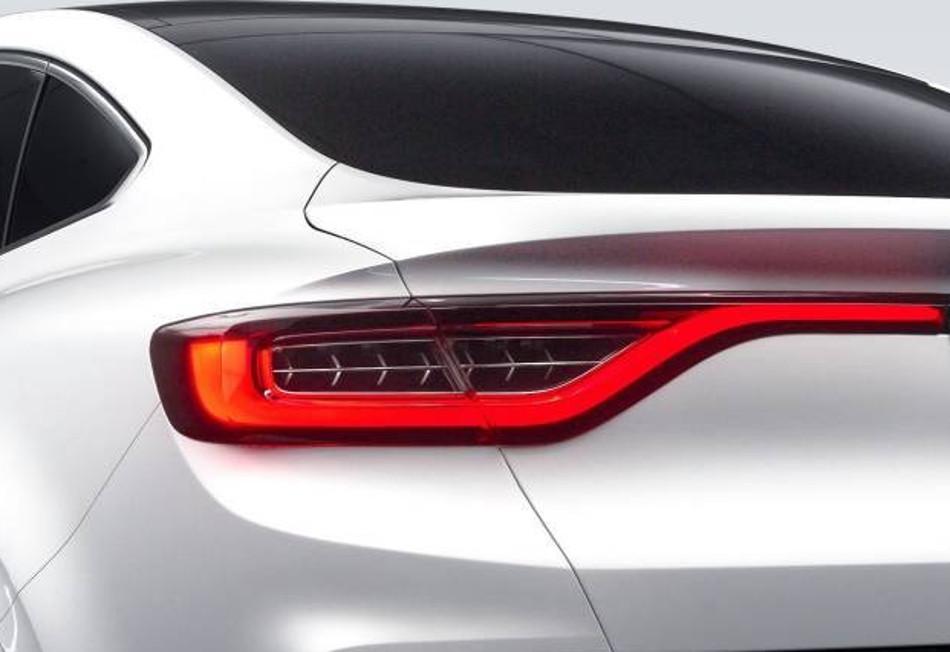 Renault XM3 Inspire llegará al mercado coreano