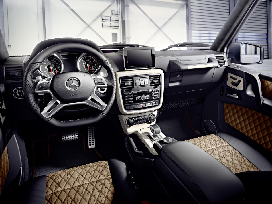 Conoce la historia del Mercedes-Benz Clase G, segunda parte