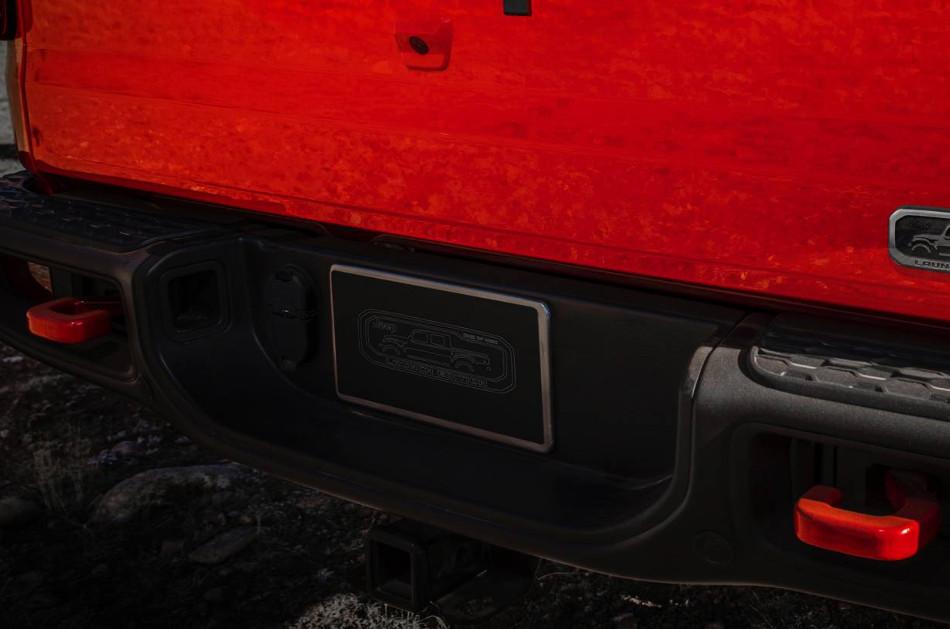 Nuevo Jeep Gladiator Launch Edition