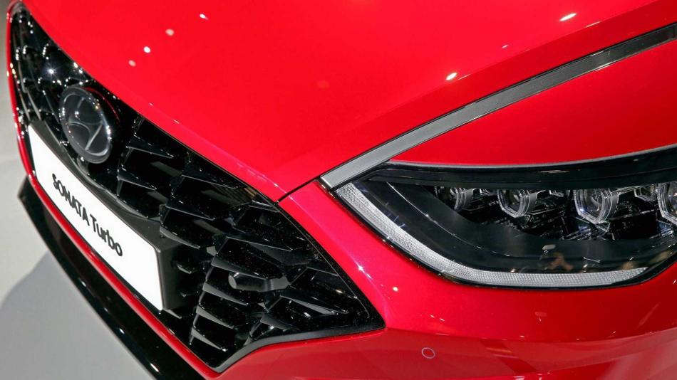 Nuevo Hyundai Sonata Turbo 2020