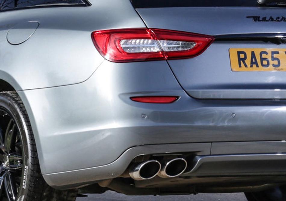 Maserati Quattroporte Shooting Brake fabricado a mano