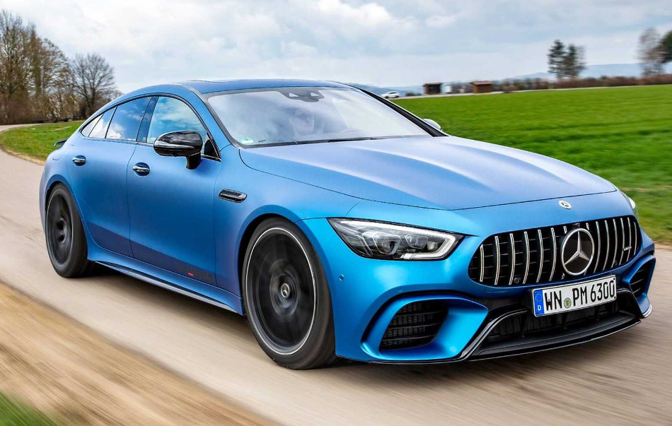Mercedes-AMG GT 63 S Coupé 740 CV by Performmaster