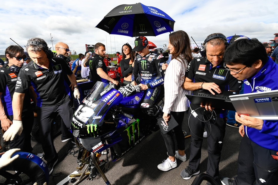 """Marc Máquez sobre Viñales: """"La velocidad no lo es todo, hay que pensar sobre la moto"""""""